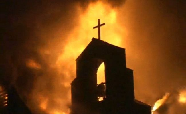 Christianity Under Assault Worldwide - freedomoutpost.com 1/2016
