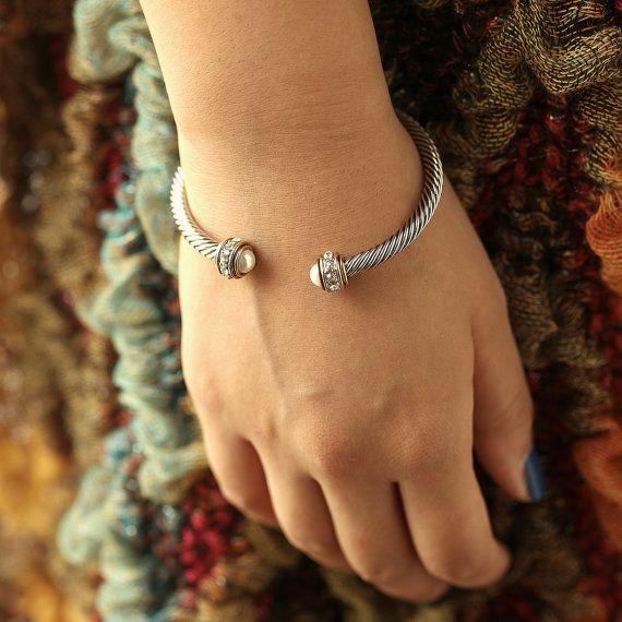 David Yurman Cable Bracelet Replica Best Bracelets