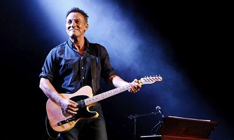 Bruce Springsteen to release new album in January 2014
