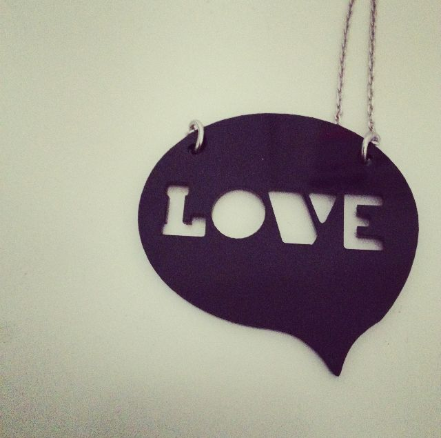 #Love is just a 4 letter word... <3   by Eve Lingen