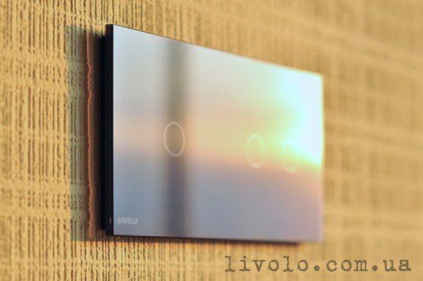 Сенсорные выключатели света LIVOLO с пультом ДУ | ВКонтакте