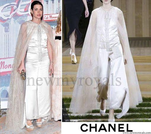 Charlotte Casiraghi - Chanel Paris Haute Couture SS 2016