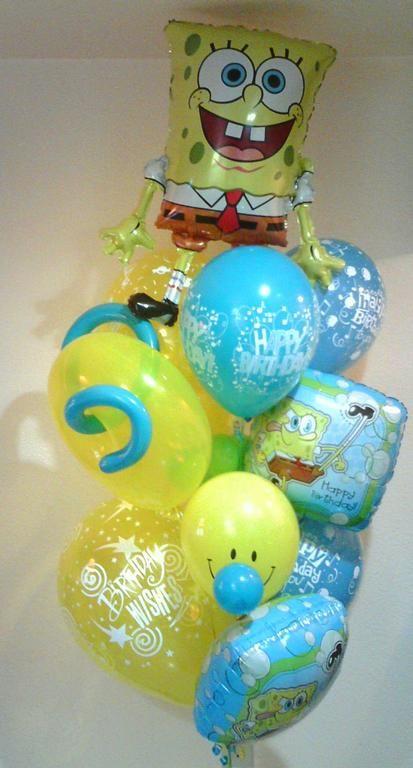 39 Best Spongebob Party Images On Pinterest Birthday