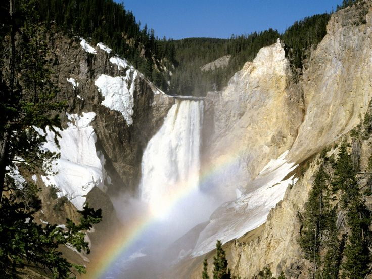 yellowstoneLower Fall, Buckets Lists, Favorite Places, Nature, Colors, Crosses Country Trips, Roads Trips, National Parks Wyoming, Yellowstone National Parks
