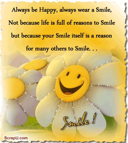 Always Smile Quotes - Quotes of the Day | Ciclismosin Limites