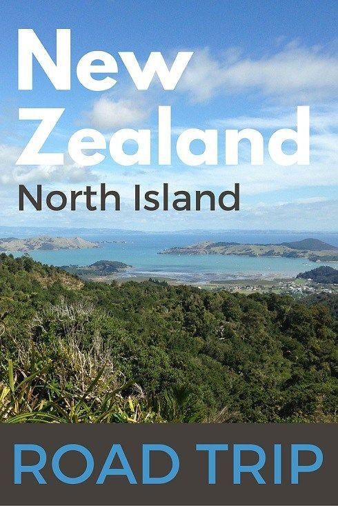 Adoration 4 adventure's 4 day New Zealand North Island road trip.