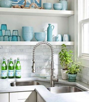 Best The Aqua Kitchen Images On Pinterest Home Kitchen And Live