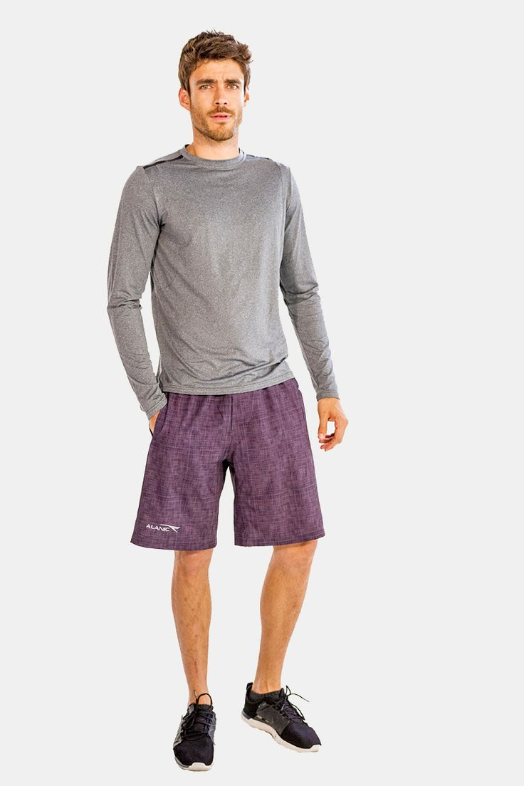 Buy Men's Long sleeve #Tees Online With Discounted Price at Alanic Activewear
