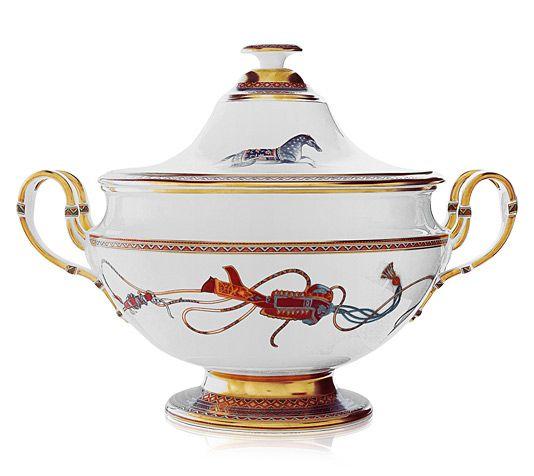 Hermès Soup tureen, 430 cl £3,220.00