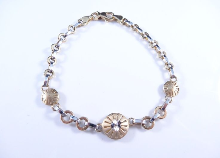 $529 14K Gold Bracelet, info@bijuterie-online.ro.