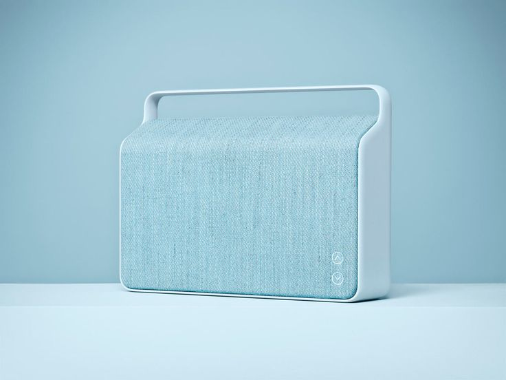 This Might Be the Most Beautiful Wireless Speaker Ever via Brit + Co.