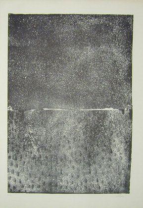Antoni Tàpies. Untitled. 1959.