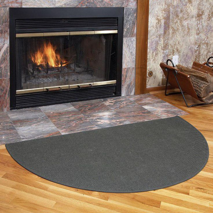 Fiberglass Hearth Rugs