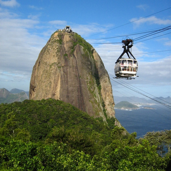 Sugarloaf Mountain, Rio de Janeiro  is one of the 27 states of Brazil.Rio de Janeiro has the second largest economy of Brazil behind only São Paulo state.