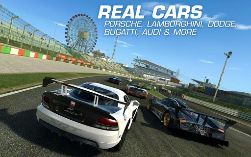 Real Racing 3- the best car racing Game for Android users