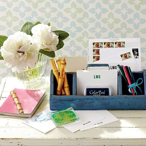 Southern Charm Tip 31 Stock A Thank You Note Station