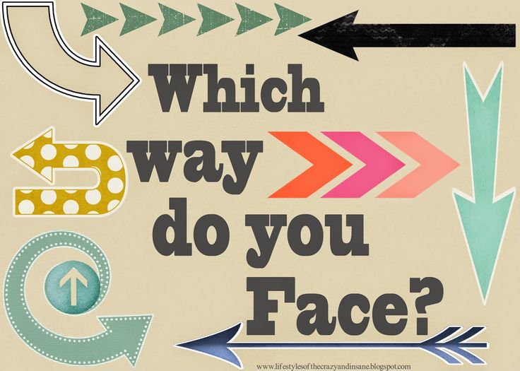 Do like a Simon Says game?    Which way do you Face? Elder Lynn, G. Robbins #LDSCONF October 2014