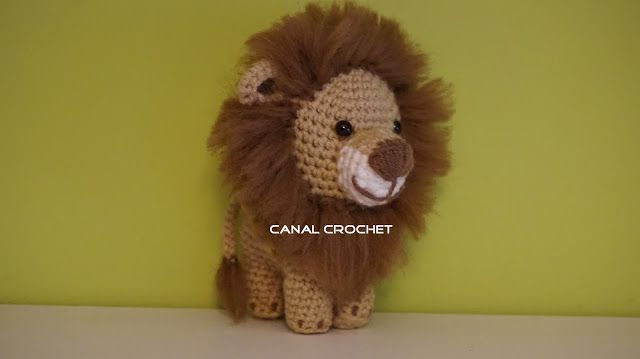 Amigurumi Lion Free : 1940 best Amigurumis images on Pinterest