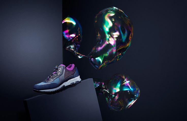 FOCUS on Hybrid Sneakers