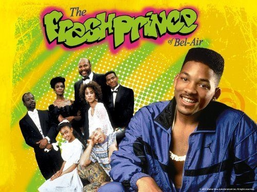 The Fresh Prince of Bel-Air ... THEN and NOW