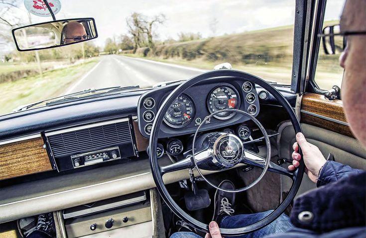 1971 Rover P5 B Coupé - driven