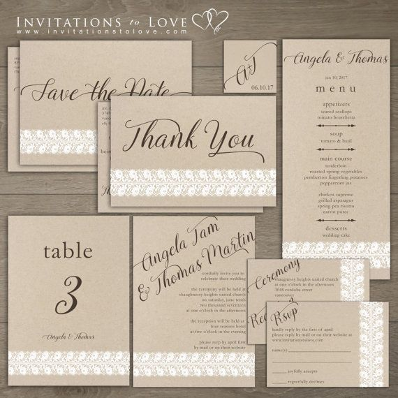 Check out this item in my Etsy shop https://www.etsy.com/ca/listing/268351868/printable-wedding-stationary-custom