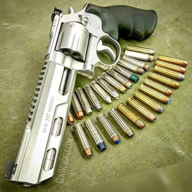 S&W .357 Magnum