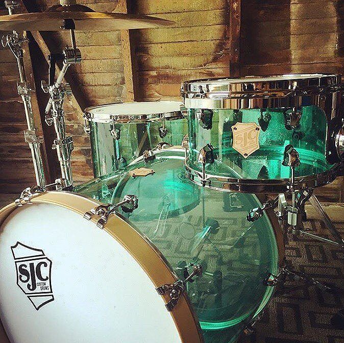 Lookbook - SJC Custom Drums