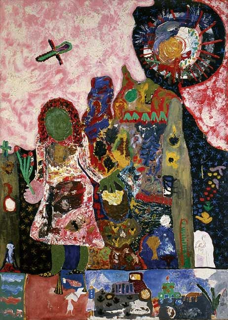 """""""Niki de Saint-Phalle – Spiel mit mir""""  Max-Ernst-Museum, Brühl"""