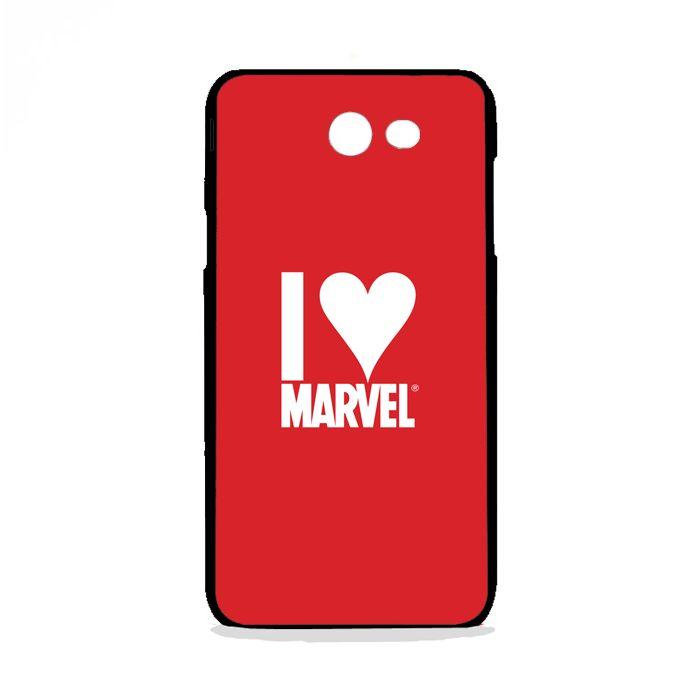 I Love Marvel Samsung Galaxy J7 2016 Case | Republicase