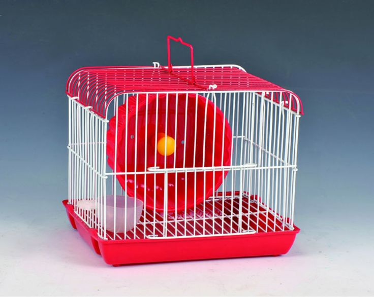 cheap hamster cages  Size: 21X16X18cm  Qty/ctn: 30 Pc/ctn   MOQ:  500pcs  Factory Manufacture