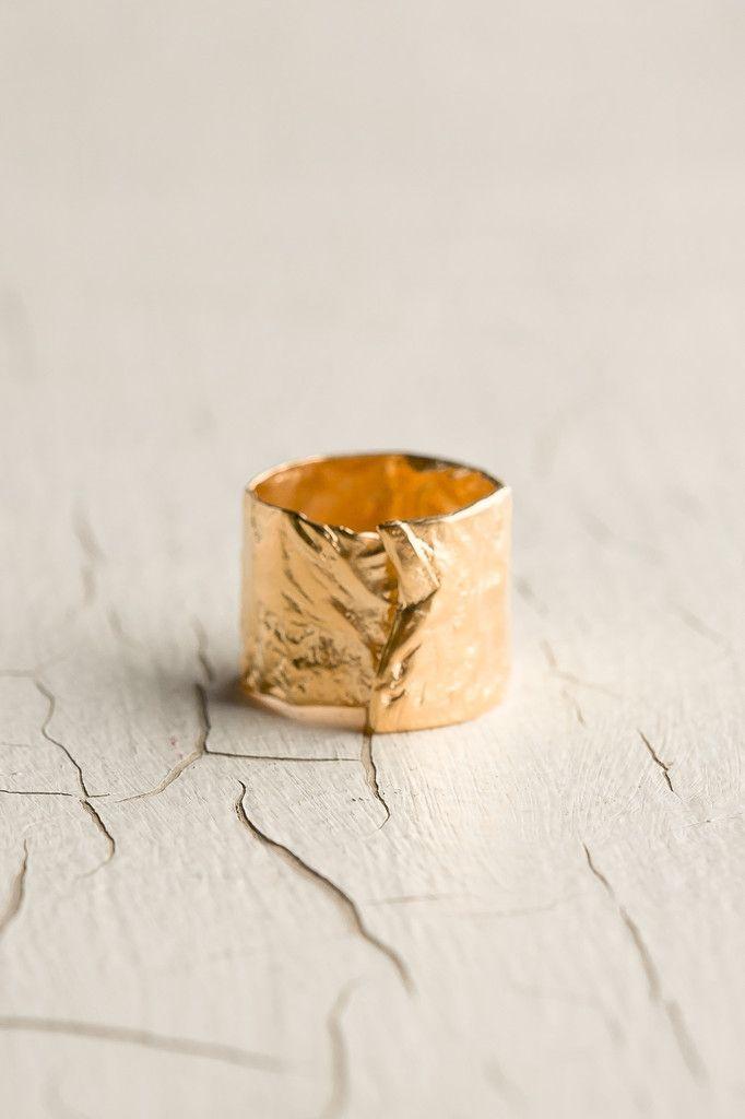 Gumwrapper Ring by Jill Renae