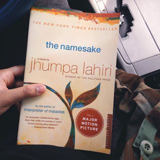 The Namesake by Jhumpa Lahiri. | 34 Books By Indian Authors That Everyone Should Read