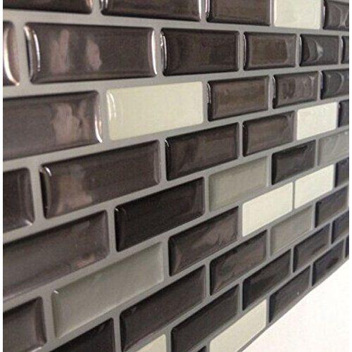 Ps00001 pared pegatinas de pvc para los azulejos para ba o - Azulejos para banos y cocinas ...