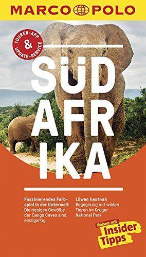 MARCO POLO Reiseführer Südafrika: Reisen mit Insider-Tipps., Auflage: 14