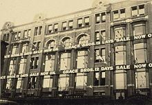 Grace Bros. - Wikipedia, the free encyclopedia