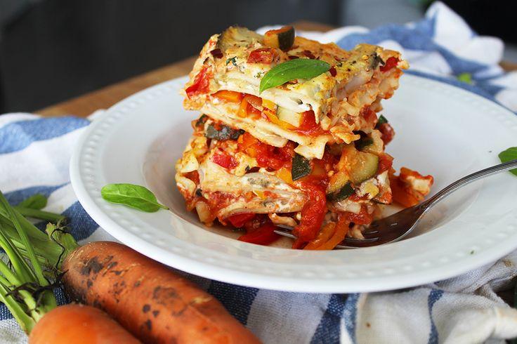 pür body nutrition: AUTUMN HARVEST LASAGNA WITH BASIL CASHEW CHEESE