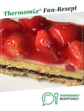 Weltbester Erdbeerkuchen für Show-offs ;-) von Popperlocke. Ein Thermomix ® Reze …   – Thermomix