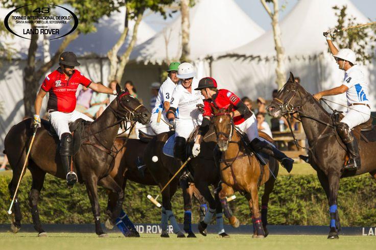 Seven Sevens vs. Los Dragones, de Equus; partido de la Copa de Plata #Silex de Mediano Handicap durante el 43 Torneo Internacional Land Rover de Polo. Fotos: SMPC / Katerina Morgan