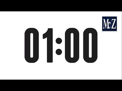 repeating 1 minute timer