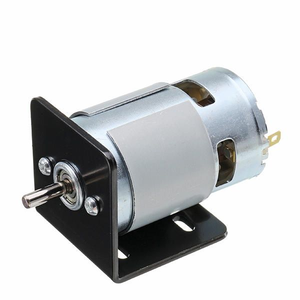 Us 14 41 Machifit 775 Motor With Mounting Bracket Dc 12v 10000rpm