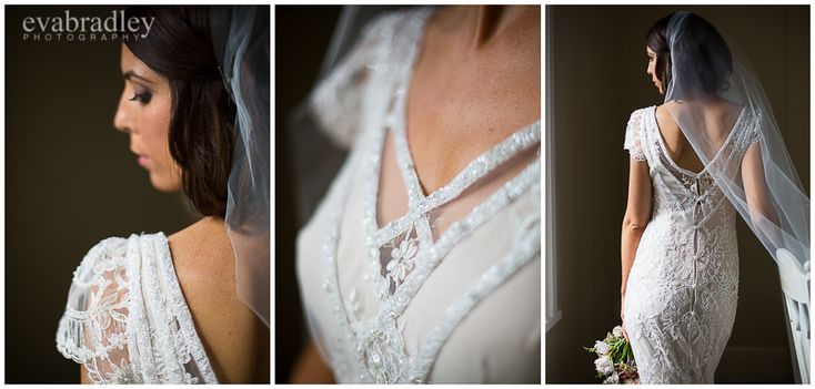 Create a tryptic showcasing dress features with tight D.O.F Hawkes Bay wedding photographer Eva Bradley Photography www.evabradley.co.nz