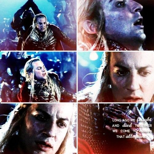 Lord Of The Rings Why Didn T Elves Fight