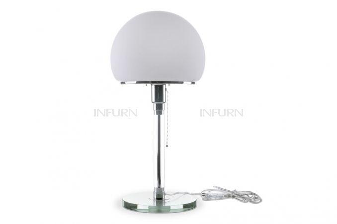 Wilhelm Wagenfeld - Bauhaus Lamp, 1924  http://www.infurn.com/images/standard/31786/design-belysning/design-bordlamper/wilhelm-wagenfeld-bauhaus-lamp.jpg