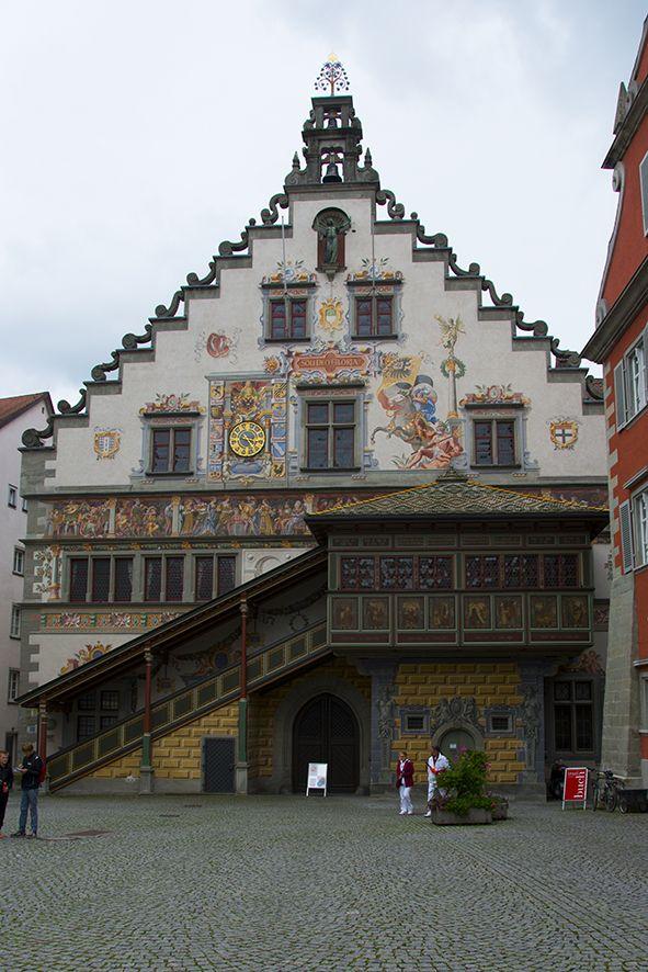 Rathause, Lindau, Bodensee, Germany