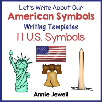 Includes writing templates for 11 U.S. Symbols. Includes American Flag, Bald Eagle, White House, Statue of Liberty, Washington Monument, Lincoln Memorial, Liberty Bell, Jefferson Memorial, Mount Rushmore, World War I Memorial, and Air Force One.6 Options to Print***Dotted Writing Lines and No Dotted Writing Lines***Pages with Pictures Included or Without Pictures***Numbered (1, 2, 3) if you want students to write 3 facts about each symbol or Without Numbers2 Cover Pages included to turn…