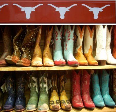 vintage cowgirl boots <3