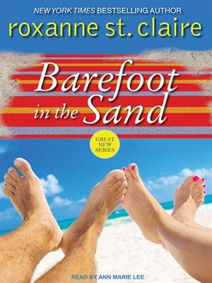 cover image of Barefoot in the Sand