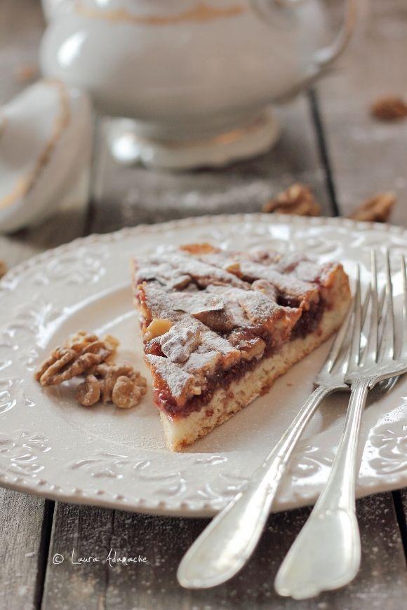 tart walnut tart chocolate and raspberry tart raspberry walnut tart ...