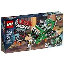 The LEGO Movie - Le broyeur à déchets (70805)